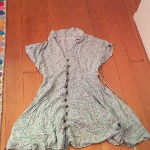Kimchi Blue dress. XS. Brand from Urban Outfitters
